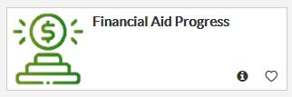Financial Aid Progress