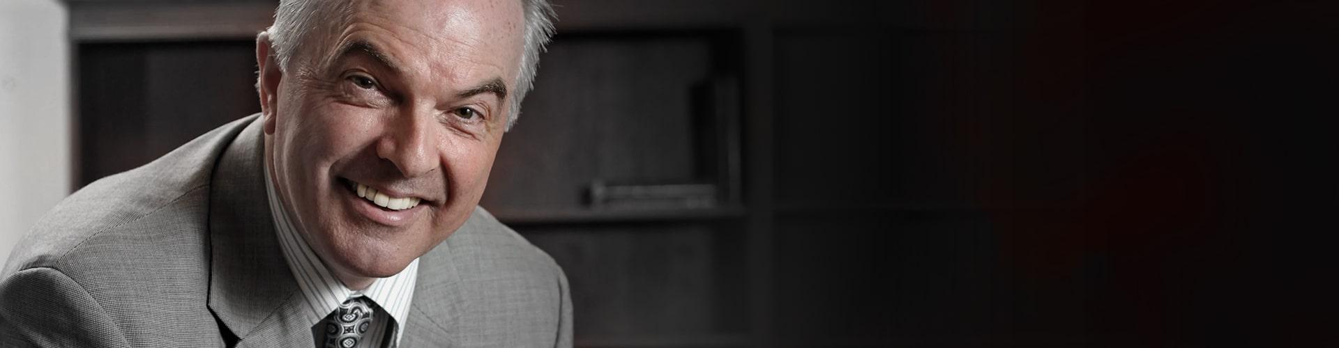 RVCC President Michael McDonough