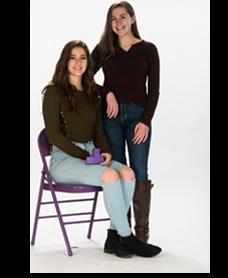 Elizabeth DeFazio & Kerri Lauder