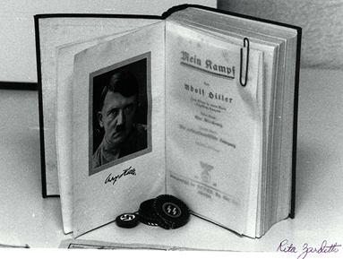 Mein Kamf by Adolf Hitler