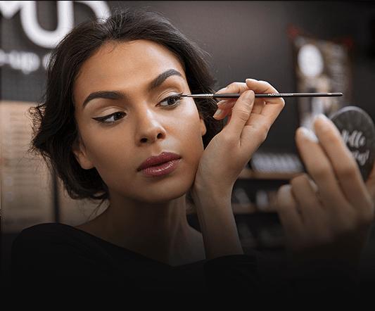 Career paths in Make-Up Artistry Program