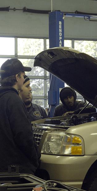 New Jersey auto mechanic school