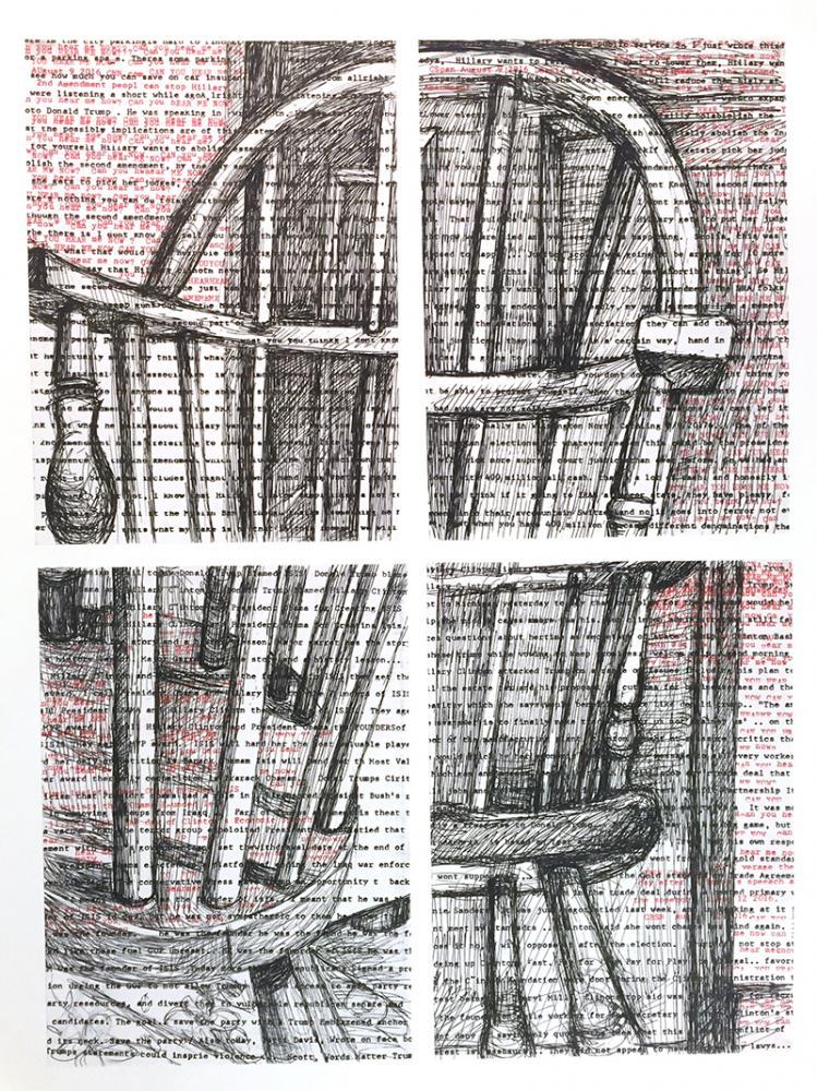 chair artwork