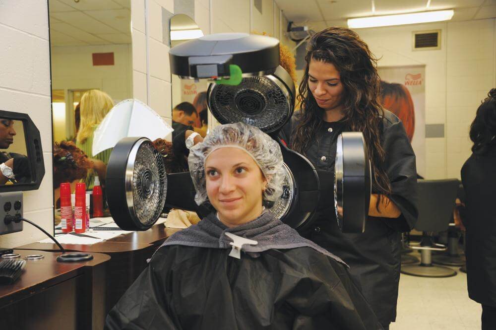Cosmetology Heat Treatment