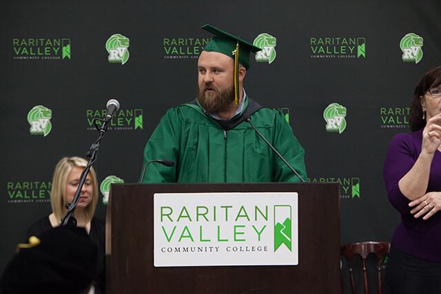 Joe Hamilton speaking