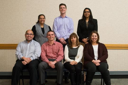 group photos of sanofi mentors