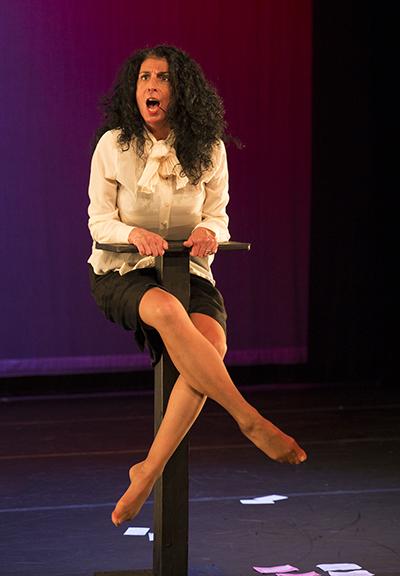 loretta fois performing