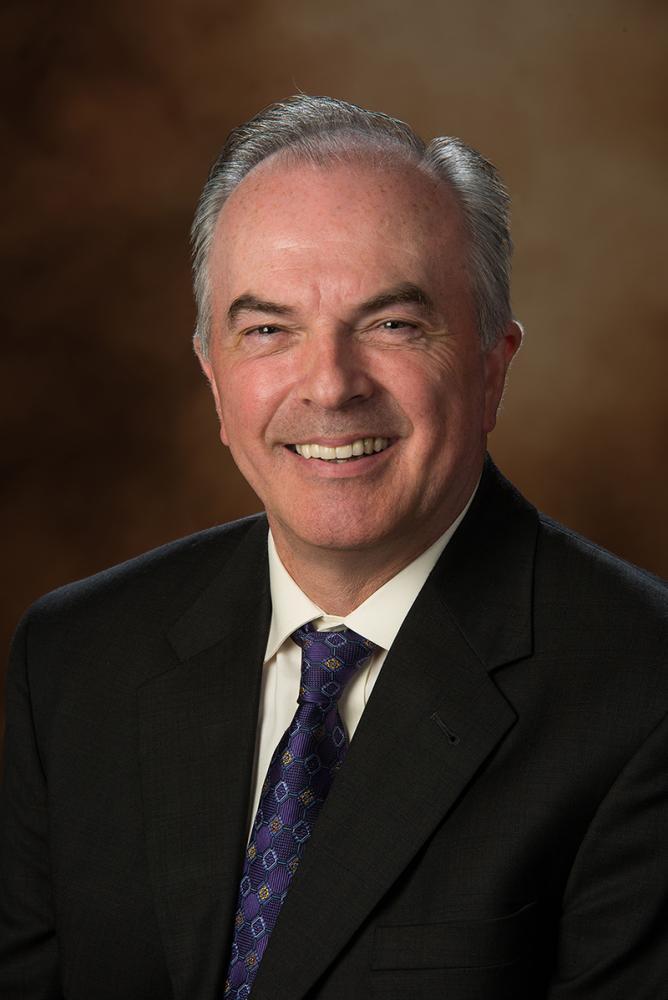 headshot of president mcdonough