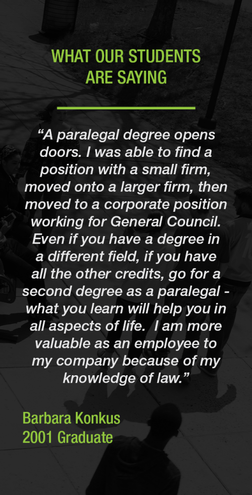 paralegal quote