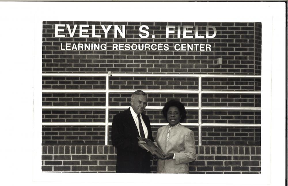 Ray and Evelyn