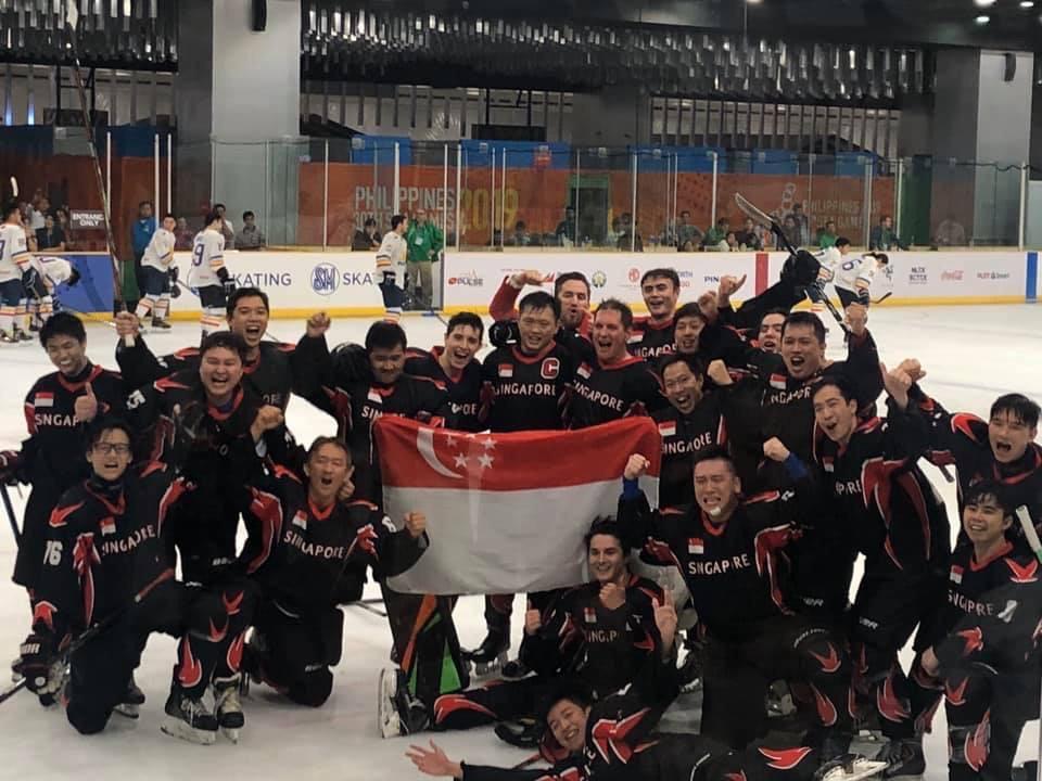 singapore national ice hockey team