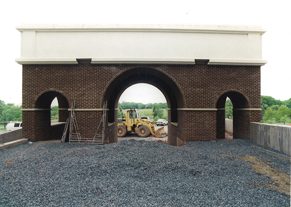 construction of arches