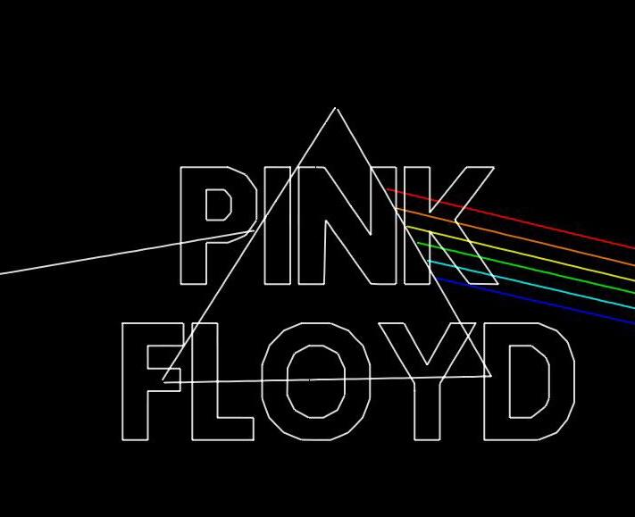 pink floyd laser image