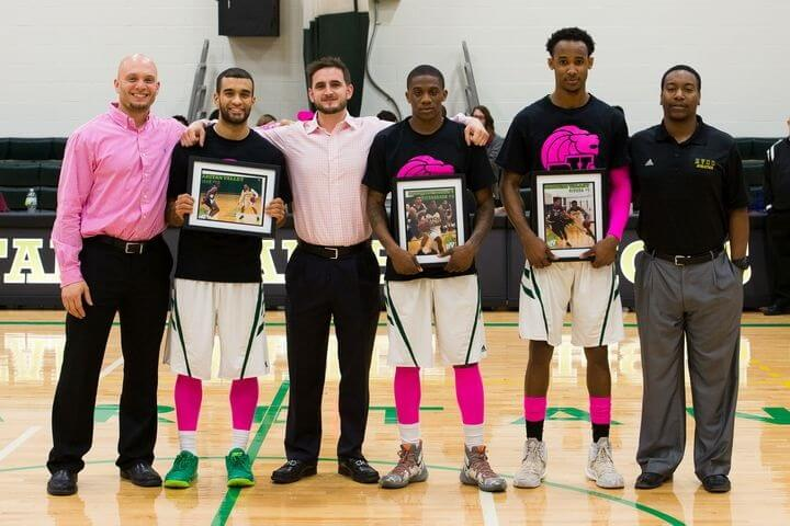 Raritan Valley Community College Pink Games