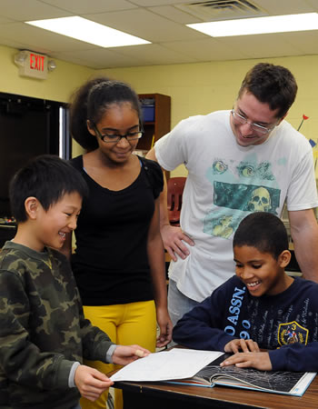 Raritan Valley Community College Service Learning