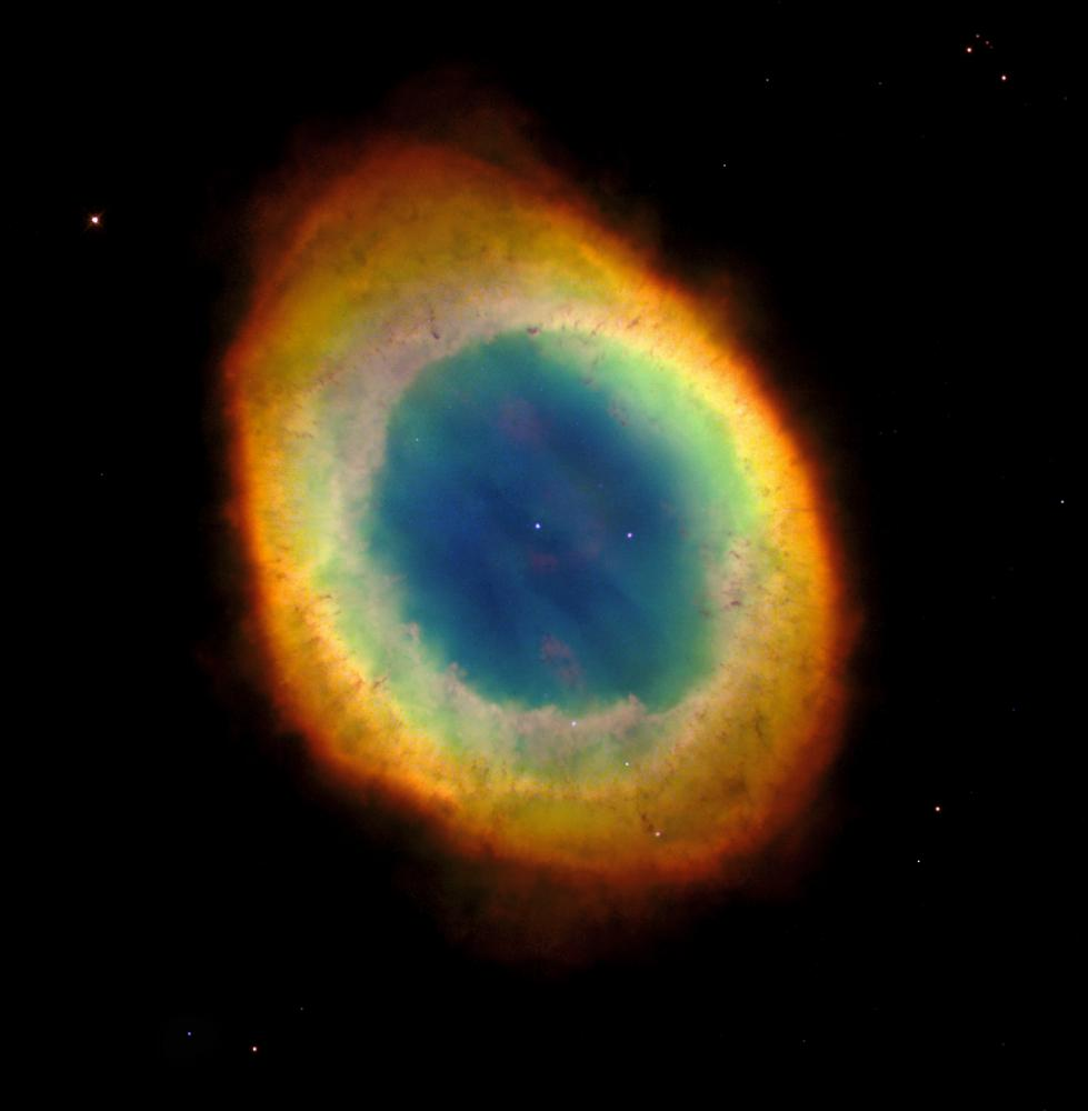 laser image of ring