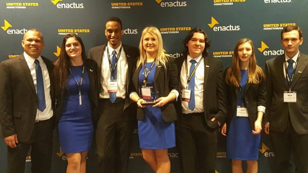enactus team regionals