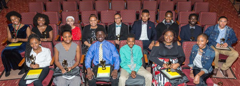 Robeson award winners
