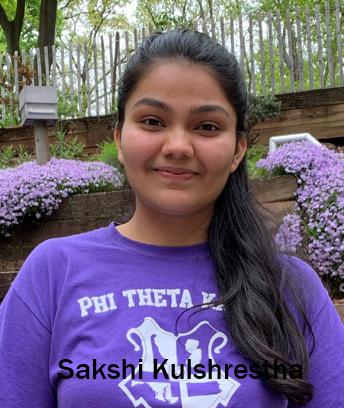 Sakshi Kulshresthsa