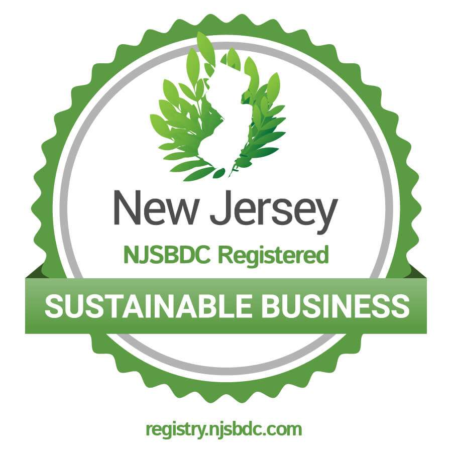Sustainable business badge