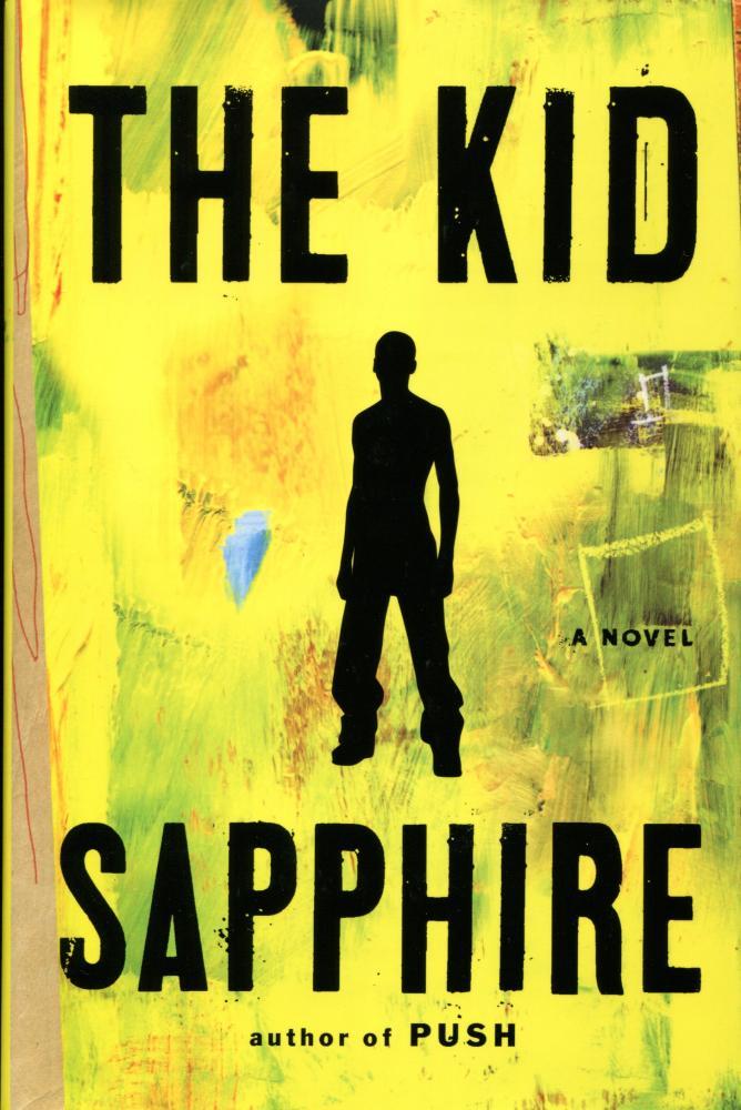 The Kid book jacket