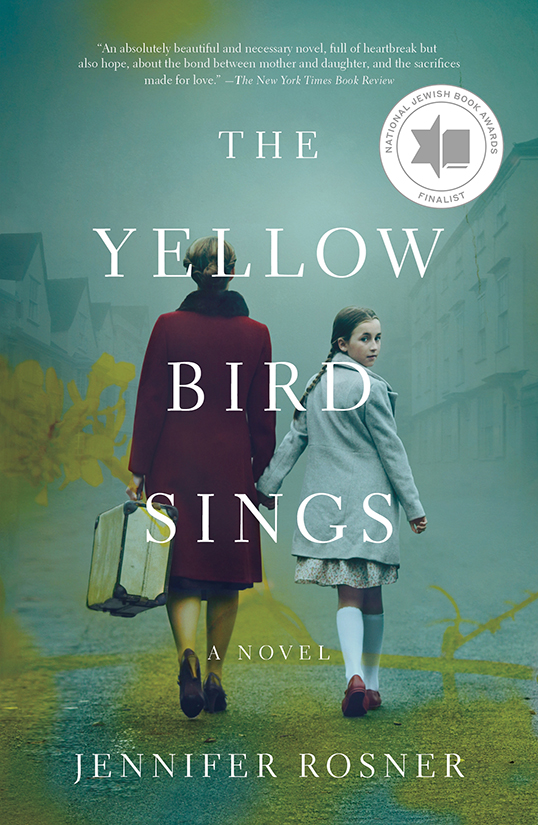 yellow bird sings book jacket