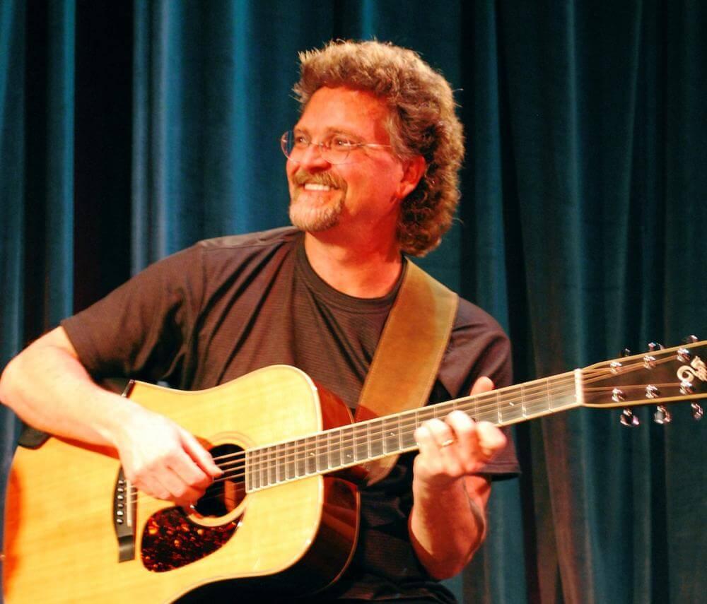 Tim Farrell performing