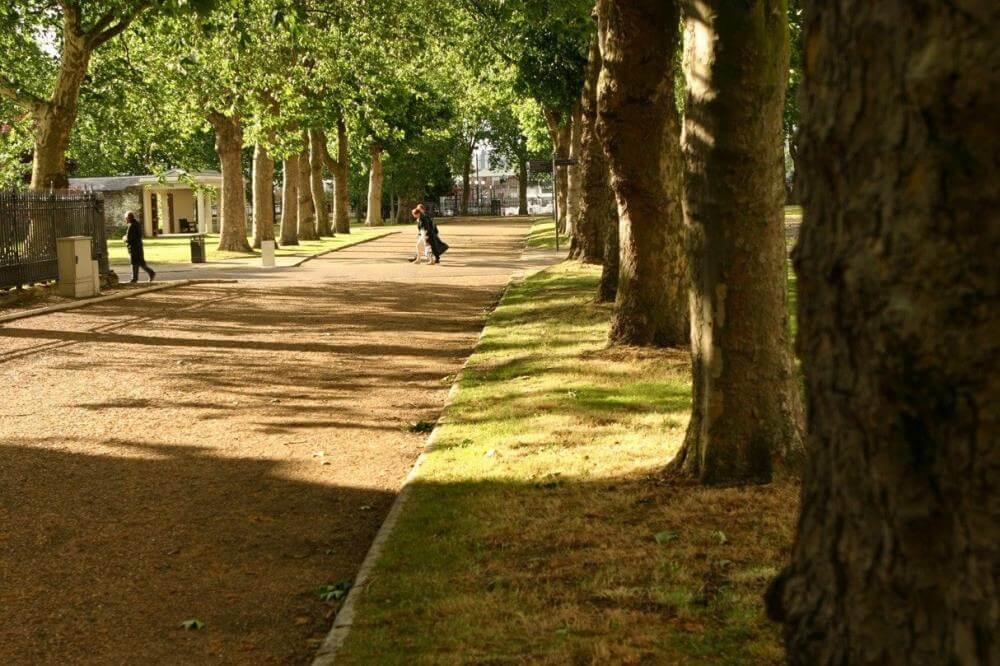 University of Greenwich outside