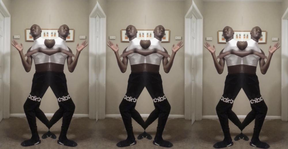 3 dancing images