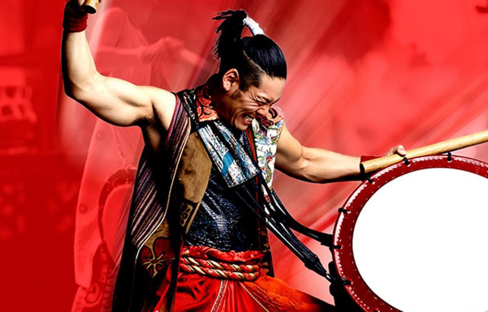 1 yamato drummer