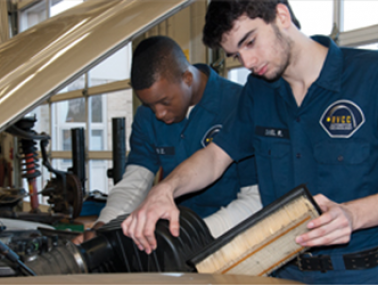 auto mechanic school in NJ