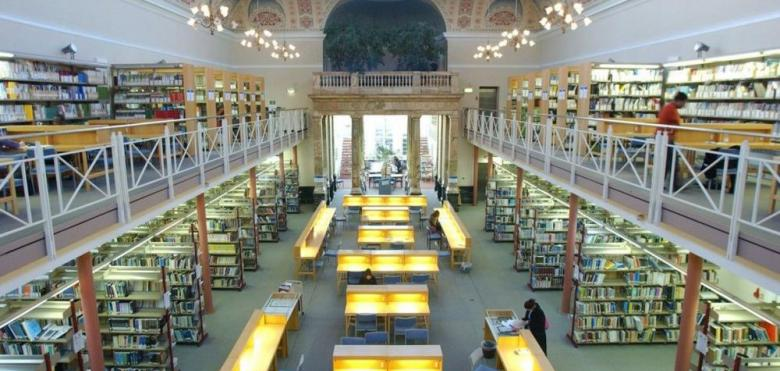 Avery Library at University of Greenwich