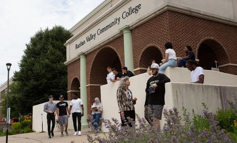 attend an open house at raritan valley community college in nj