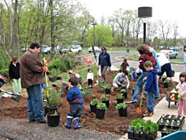 Thematic Gardens & Natural Areas