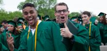 Commencement May 18, 2019