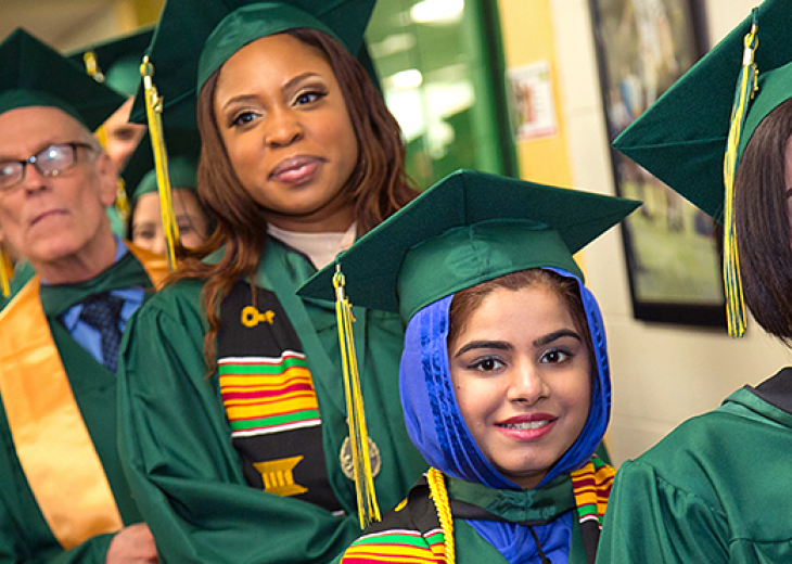 Dedicated to Diversity at Raritan Valley Community College in New Jersey