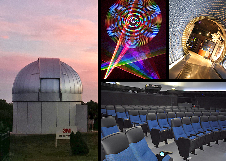 Out of This World: The Planetarium at Raritan Valley Community College in NJ