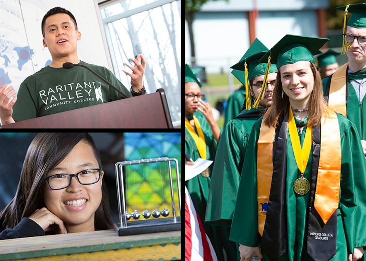 Why NJ High Schoolers Choose RVCC's Honors College