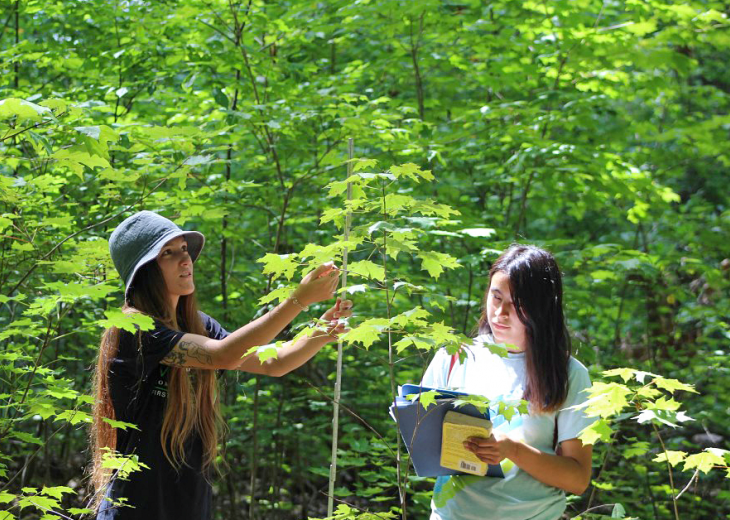 Earth Day/The Joy of the Environmental Sciences/Sustainability at RVCC