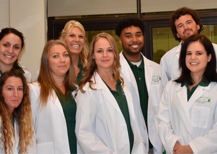 RVCC's Occupational Therapy Assistant Program Offers Pathway to New Career