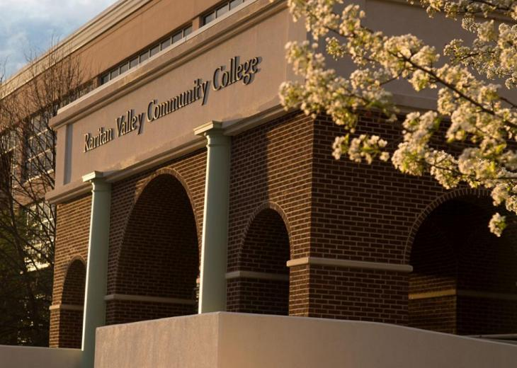 cropped view of rvcc arches