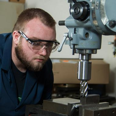 Advanced Manufacturing Student
