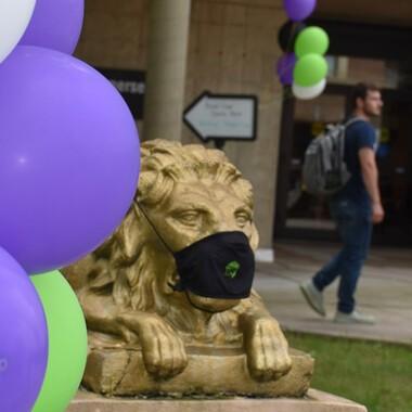 2021 Fall Student Picnic Golden Lion