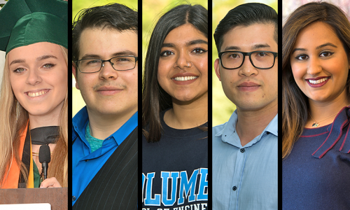 2018 Graduate Spotlight: The Future is Bright and STEM Strong!