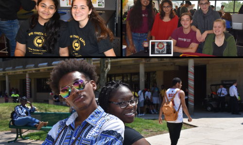 Raritan Valley Community College's Vibrant, Diverse Student Life Awaits You!