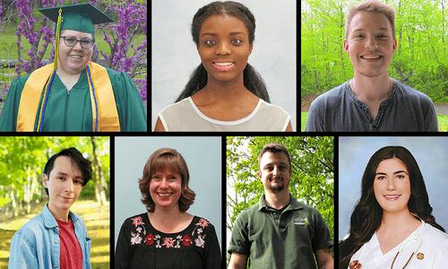 Honoring STEM Grads: Student Highlights