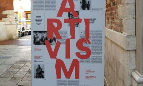 artivism exhibit