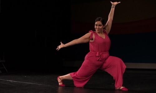 daniela rincon dancing
