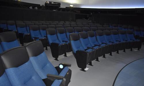 planetarium seats