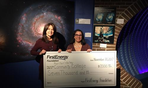 FirstEnergy Foundation Grant to Benefit RVCC Planetarium